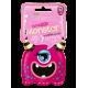 Bielenda MONSTER - maska w płacie 3D, ZALOTNA BAŚKA – odżywia, zawartość: 1 szt.