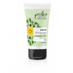 POLKA Owies - Żel do mycia twarzy oczyszczenie+komfort, poj. 150 ml