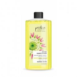 POLKA Woda Siarczkowa - Płyn do mycia i kąpieli detoks+komfort, poj. 400 ml