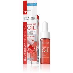 Eveline Nail Therapy Professional - PERFUME OIL, perfumowana oliwka do skórek i paznokci RED DELIGHT, poj. 12 ml