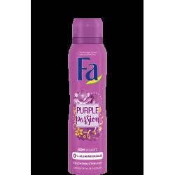 FA MOMENTS - Purple Passion, dezodorant do ciała w aerozolu o zapachu fiołków, poj. 150 ml