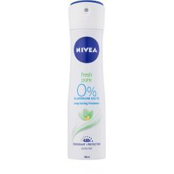 NIVEA Fresh Pure 48 h - antyperspirant w aerozolu dla kobiet, poj. 150 ml