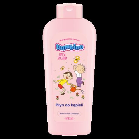 Bambino Dzieciaki - płyn do kąpieli Bolek i Lolek, edycja limitowana, poj. 400 ml