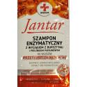 Jantar Medica - szampon enzymatyczny z wyciągiem z bursztynu i peelingiem papainowym, poj. 7 ml ***TESTER***