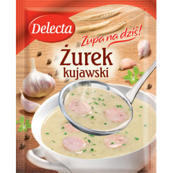 Delecta - Żurek kujawski, masa netto: 50 g