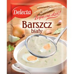 Delecta - Barszcz biały, masa netto: 42 g