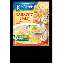 Kucharek - barszcz biały, masa netto: 40 g