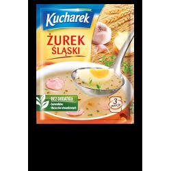 Kucharek - Żurek śląski, masa netto: 46 g