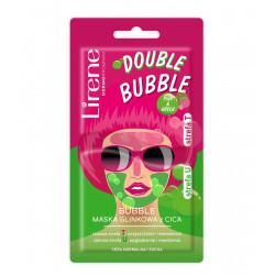 Lirene Bubble - maska glinkowa z Cica, cera normalna i sucha, poj. 5 g + 5 g