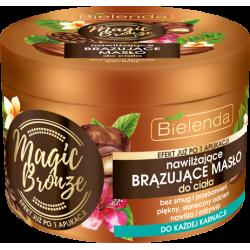 Bielenda MAGIC BRONZE - Nawilżające masło brązujące, poj. 200 ml