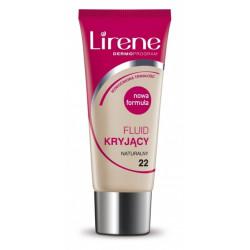 Lirene - fluid kryjący nr. 22 - naturalny, poj. 30 ml