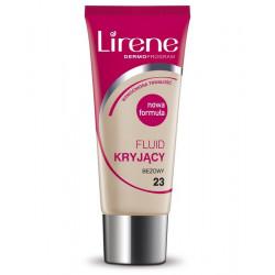 Lirene - fluid kryjący nr. 23 - beżowy, poj. 30 ml