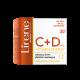 Lirene C+D Pro Vitamin Energy - odżywczy krem głęboko nawilżający dla cery suchej i wrażliwej 30+ na dzień i na noc, poj. 50 ml