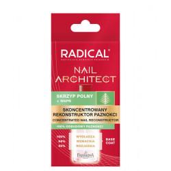 Radical NAIL ARCHITECT - skoncentrowany rekonstruktor paznokci, kuracja regenerująco-wygładzająca, poj. 12 ml