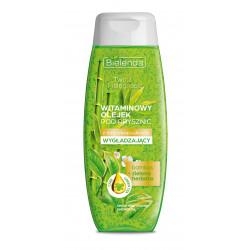 Bielenda TWOJA PIELĘGNACJA - witaminowy olejek pod prysznic z mikrokapsułkami WYGŁADZAJĄCY, poj. 440 g