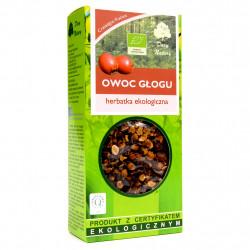 Dary Natury - głóg owoc EKO, herbatka ekologiczna, masa netto: 100 g