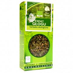 Dary Natury - głóg kwiat EKO, herbatka ekologiczna, masa netto: 50 g