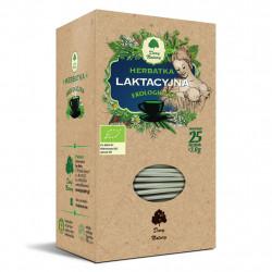 Dary Natury - Herbatka laktacyjna EKO, poj. 25 saszetek x 2 g