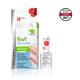 Eveline Nail Therapy - TOTAL ACTION SENSITIVE 8w1, Skoncentrowana odżywka do paznokci kruchych i łamliwych, poj. 12 ml