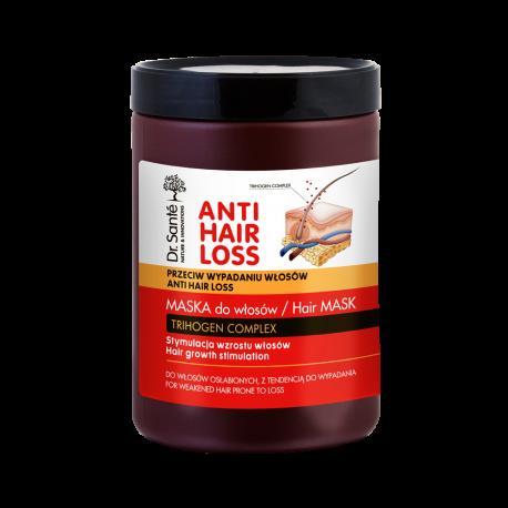 Dr. Sante ANTI HAIR LOSS - maska stymulująca wzrost włosów, poj. 1000 ml