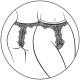 MONICA – Rajstopy damskie Microfibra 20 den