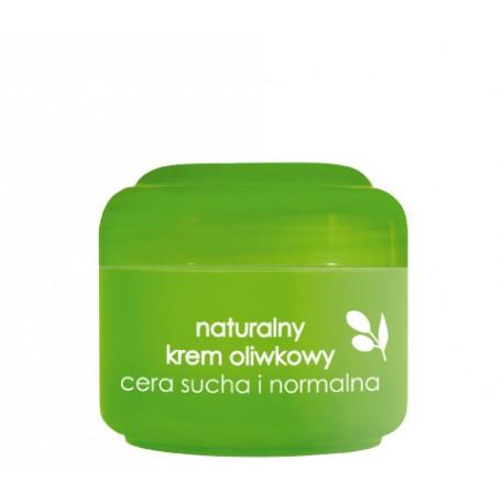 Naturalny krem oliwkowy, poj. 50 ml.