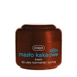 Masło kakaowe- krem do cery normalnej i suchej, poj. 50 ml.