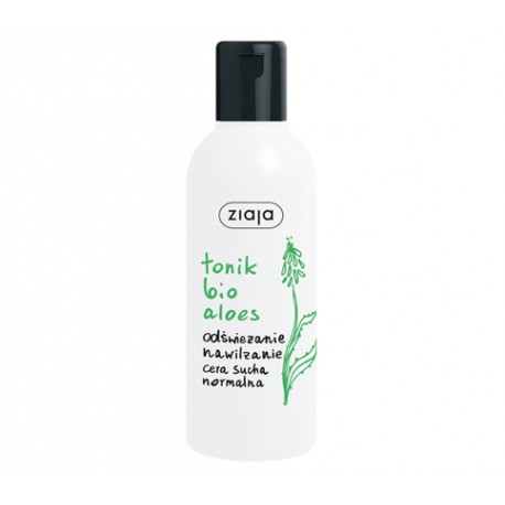 Tonik do twarzy Bio aloes, poj. 200 ml.