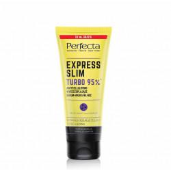 Perfecta EXPRESS SLIM - TURBO 95%, antycellulitowo-wyszczuplające serum-maska na noc, poj. 250 ml