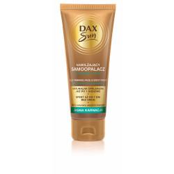 Dax Sun - nawilżający samoopalacz do twarzy i ciała, jasna karnacja, poj. 75 ml