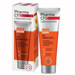 PharmaCF Laboratories S.O.S. Complex - żel arnikowy do skóry ze skłonnością do pękających naczynek, poj. 50 ml