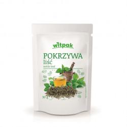 Witpak - pokrzywa liść, herbatka ziołowa, masa netto: 30 g