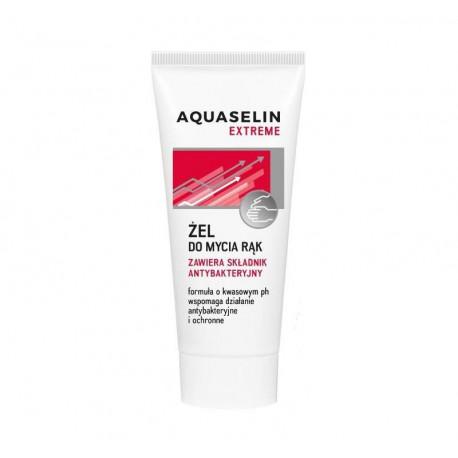 Aquaselin Extreme Antibacterial - żel do mycia rąk ze składnikiem antybakteryjnym, poj. 200 ml