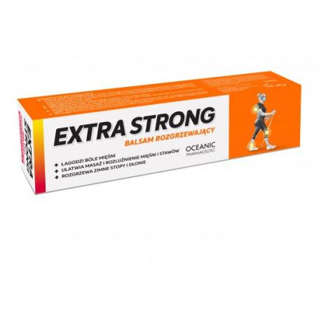 Extra Strong - balsam rozgrzewający, 40 g