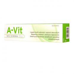 A-Vit - maść ochronna z witaminą A, 25 g