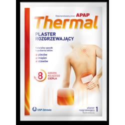APAP Thermal - plaster rozgrzewający, 1 szt.