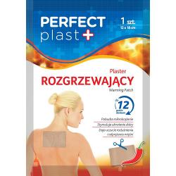 Perfect Plast - plaster rozgrzewający, 12x18 cm, 1 szt.