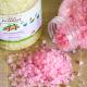 Green Pharmacy - sól do kąpieli, róża piżmowa i zielona herbata, poj. 1300 ml