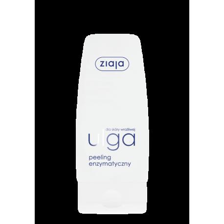 Ziaja Ulga dla skóry wrażliwej - peeling enzymatyczny, poj. 60 ml