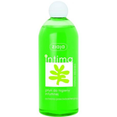 Intima - płyn do higieny intymnej z szałwią lekarską, poj. 500 ml.