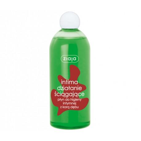 Intima - płyn do higieny intymnej z korą dębu, poj. 500 ml.