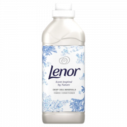 Lenor Scent Inspired by Nature - Deep Sea Minerals, płyn do płukania tkanin, 25 prań, poj. 750 ml