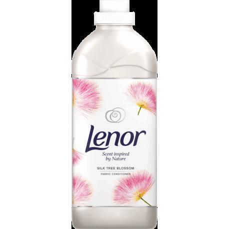Lenor Scent Inspired by Nature - Silk Tree Blossom, płyn do płukania tkanin, 25 prań, poj. 750 ml