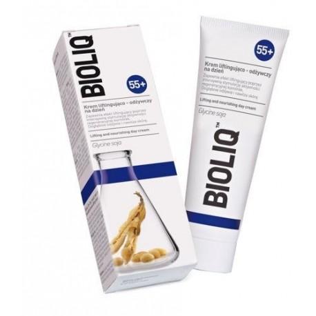 BIOLIQ 55+. Krem liftingująco-odżywczy na dzień, poj. 50 ml.