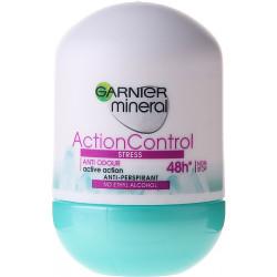 Garnier Mineral Action Control 48h - Stress, dezodorant w kulce dla kobiet, poj. 50 ml