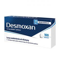 Desmoxan, 1,5 mg, kapsułki twarde powlekane, 100 szt.