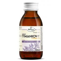 Syrop tymiankowy z witaminą C, poj. 100 ml