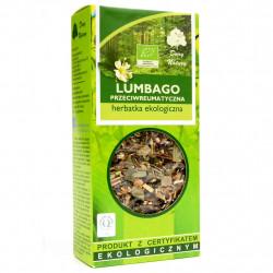 Dary Natury - Lumbago, Herbatka polecana przy chorobach reumatycznych EKO, masa netto: 50g