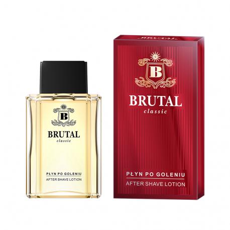 Brutal Classic - płyn po goleniu dla mężczyzn, poj. 100 ml