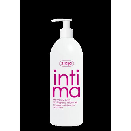 Ziaja Intima - kremowy płyn z kwasem mlekowym, poj. 200 ml.